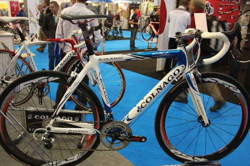 Colnago CX1, Cycle Show 2009