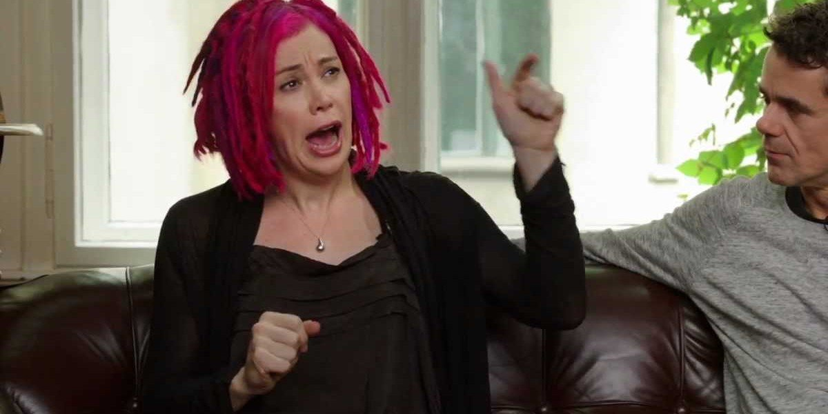 """YouTube: """"Lana Wachowski and Tom Tykwer's Official 'Cloud Atlas' Interview Pt1 - Celebs.com"""