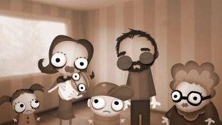 screenshot of family