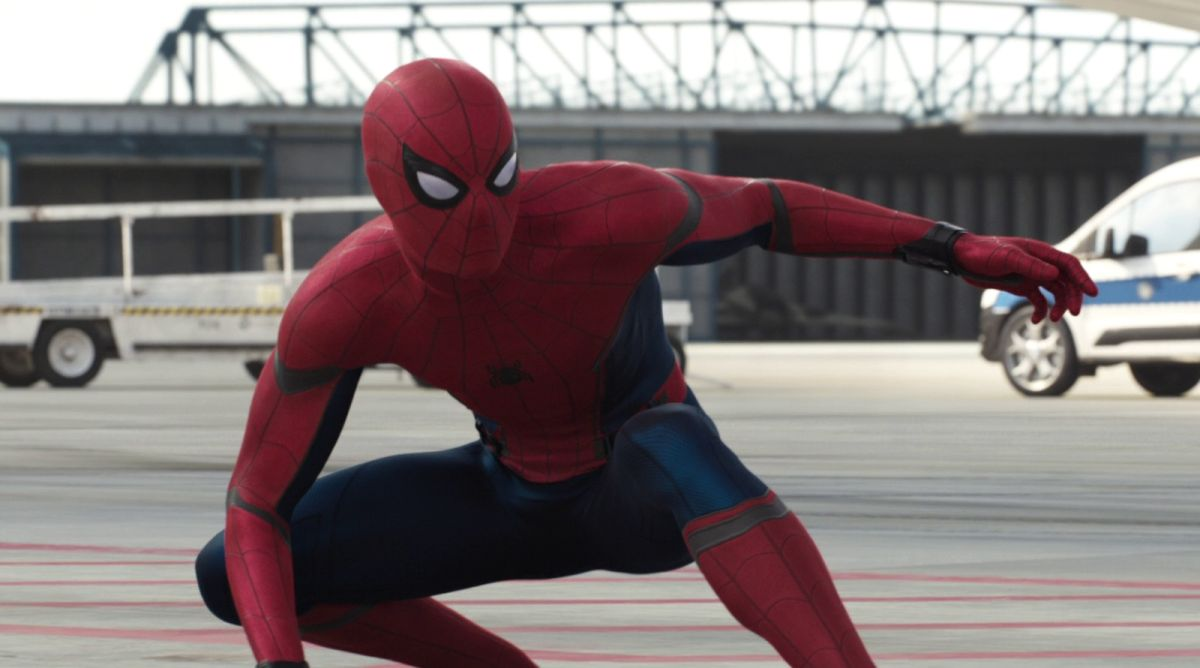 The first Spider-Man: Homecoming trailer might be released with Star Wars: Rogue One - like you needed another reason to see it