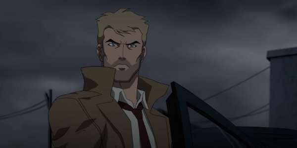 John Constantine The CW Seed Hellblazer