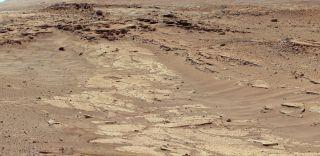 Sandstone Layers Near the Kimberley Curiosity View