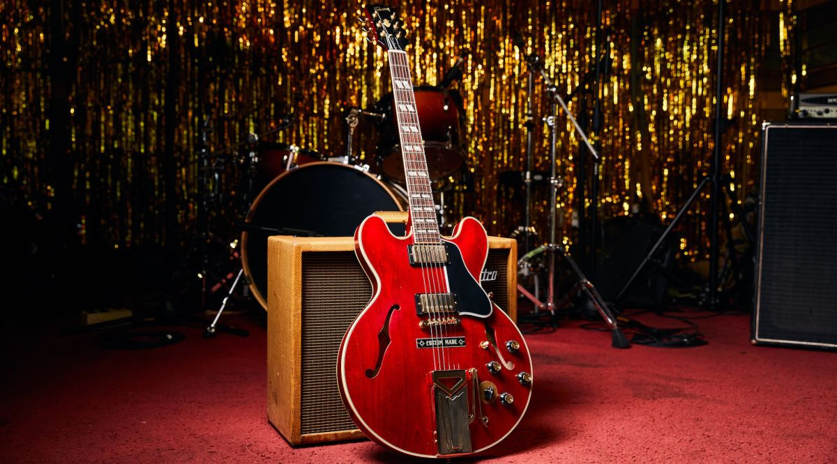 Gibson Unveils New Marcus King 1962 ES-345