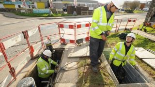 Laying fibre will be cheaper, which will hopefully mean cheap broadband deals