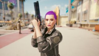 Cyberpunk 2077 Iconic weapons
