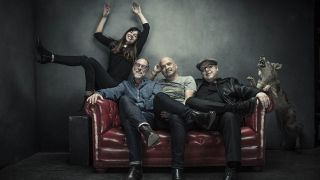Pixies band photo