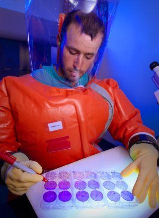 CDC Scientist