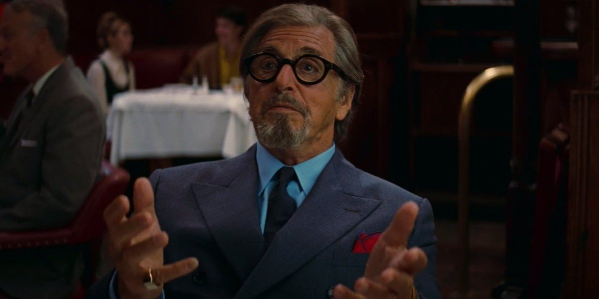Al Pacino - Once Upon A Time ... In Hollywood
