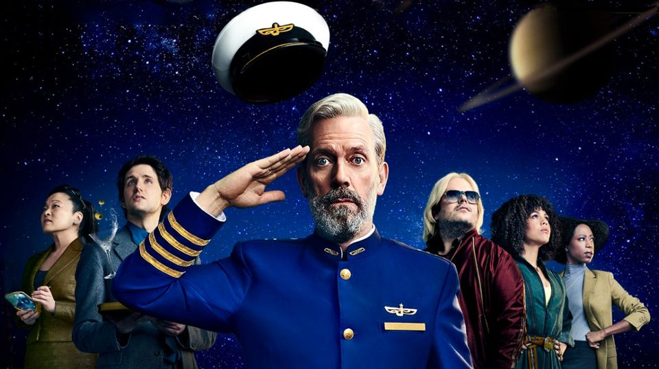 HBO renews quirky sci-fi cruise comedy 'Avenue 5' for second season