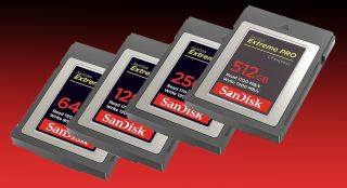 CFexpress cards are here! Canon is first to use SanDisk's