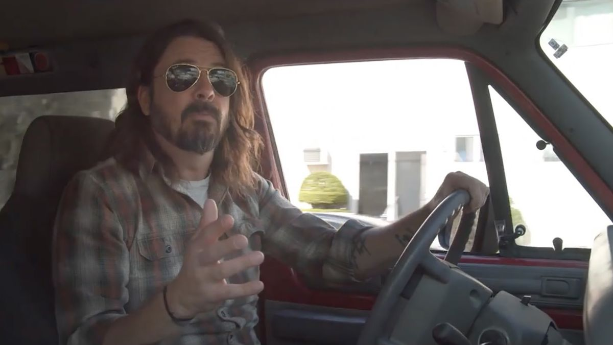 Dave Grohl, The Edge, Slash, Lars and more revisit van life in 'What Drives Us'