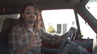 """Dave Grohl in """"What Drives Us."""""""