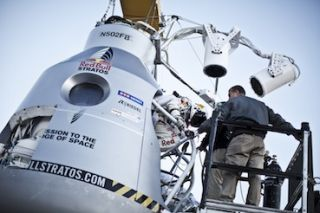 Riedel Captures Red Bull Stratos 24-mile Skydive