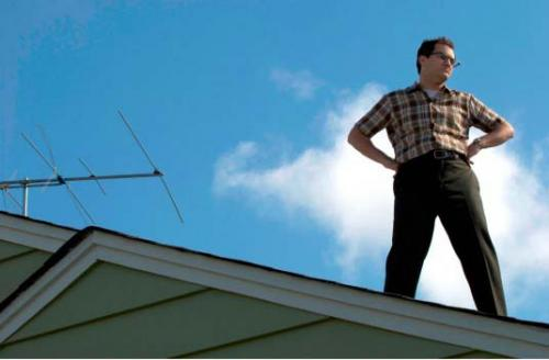 A Serious Man - Michael Stuhlbarg stars in the black comedy from the Coen Brothers