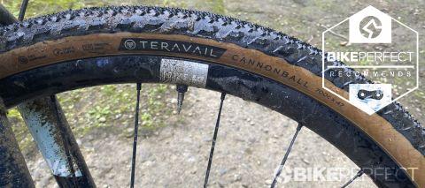 Teravail Cannonball gravel tire