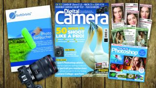Image of Digital Camera April 2019 magazine bundle