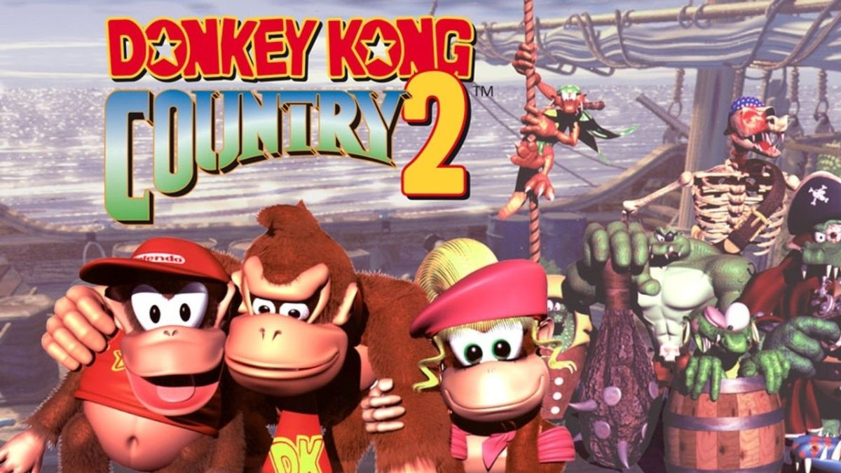 Donkey Kong Country 2 Is Coming To Switch Online Gamesradar
