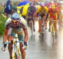 Fifteen years after Marco Pantani attacked on the Galibier (pictured) to set up his 1998 Tour de France victory, the Giro d'Italia pays tribute with a summit finish on the Galibier.