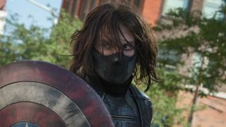 Bucky Barnes in new Marvel TV show, Falcon and the Winter Soldier