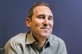 Amazon's soon-to-be CEO, Andy Jassy