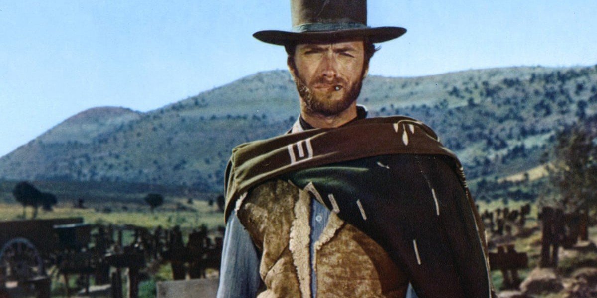 Clint Eastwood - The Good, The Bad, And The Ugly