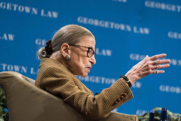 Ruth Bader Ginsburg quoted