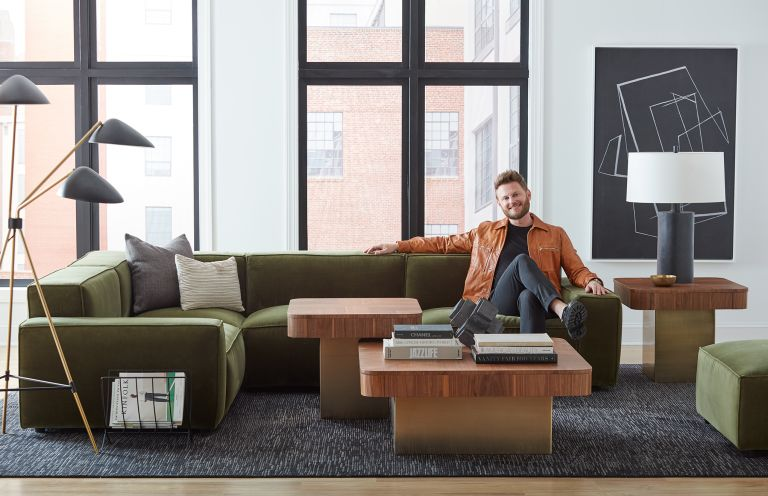 Bobby Berk on styling small spaces