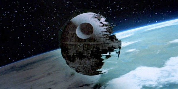 This Death Star Fire Pit Built By A Handy Man Is Brilliant