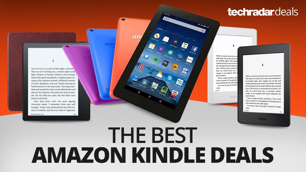 The best Amazon Kindle deals on Amazon Prime Day 2018