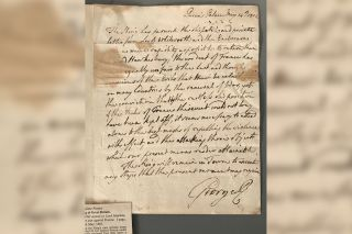 This letter was sent by King George III to Lord Hawkesbury on May 14, 1803.