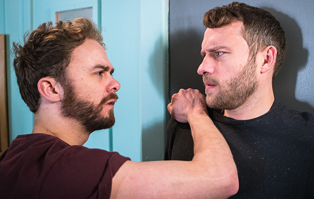 Coronation Street Spoilers: David Platt attacks his cellmate!