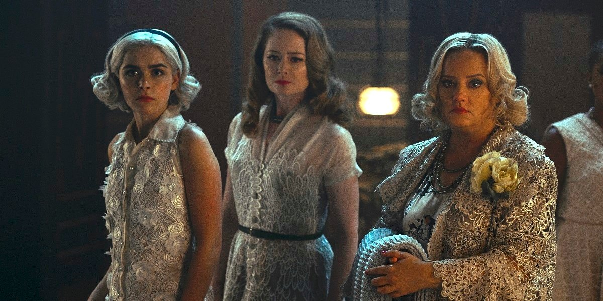 chilling adventures of sabrina season 3 questions