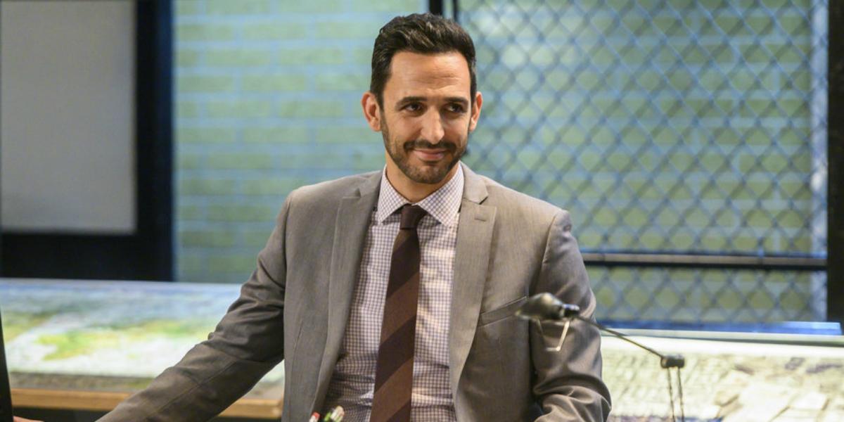 The Blacklist Amir Arison as Aram Mojtabai NBC