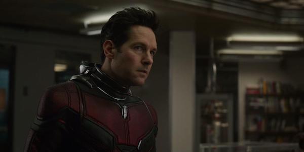 Paul Rudd as Ant-Man in Avengers: Endgame