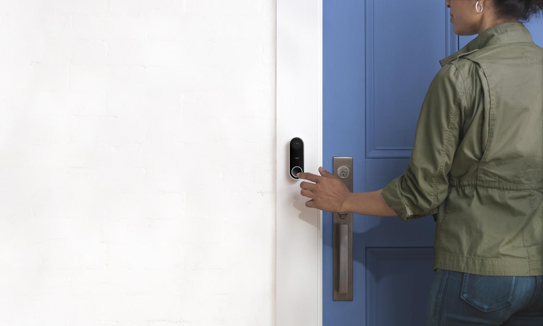 nest doorbell power adapter