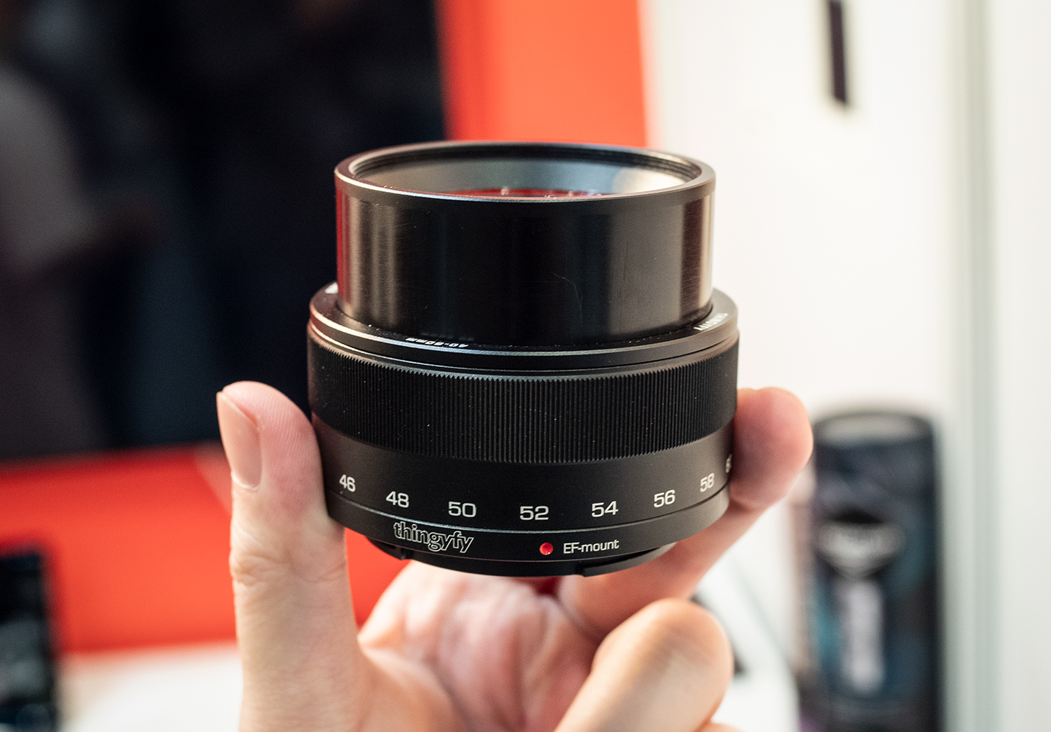 Pinhole Pro X 18-36mm – world's first pinhole zoom revealed at TPS