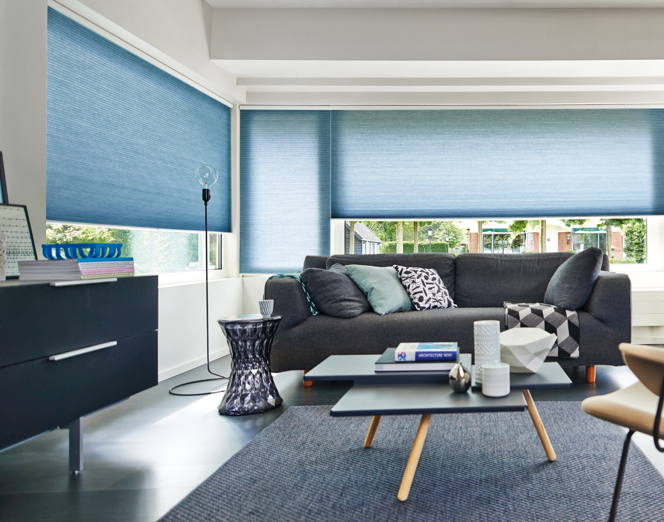buyer's guide to roller blinds | real homes