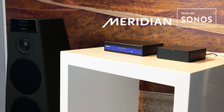 Meridian joins 'Works with Sonos' certification programme