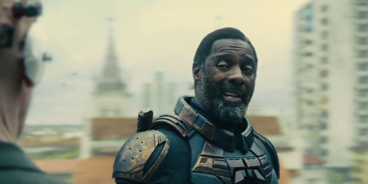 Idris Elba in The Suicide Squad