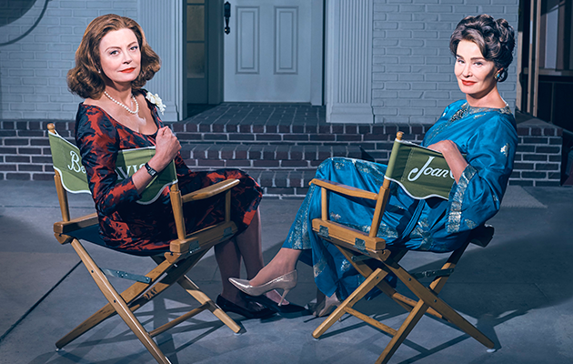 feud: Bette and Joan susan sarandon