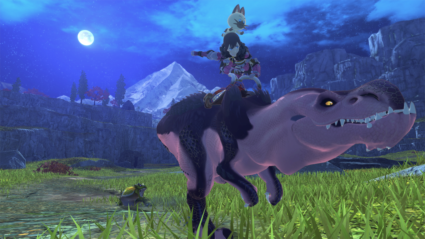 Monster Hunter Stories 2 is coming to PC in July