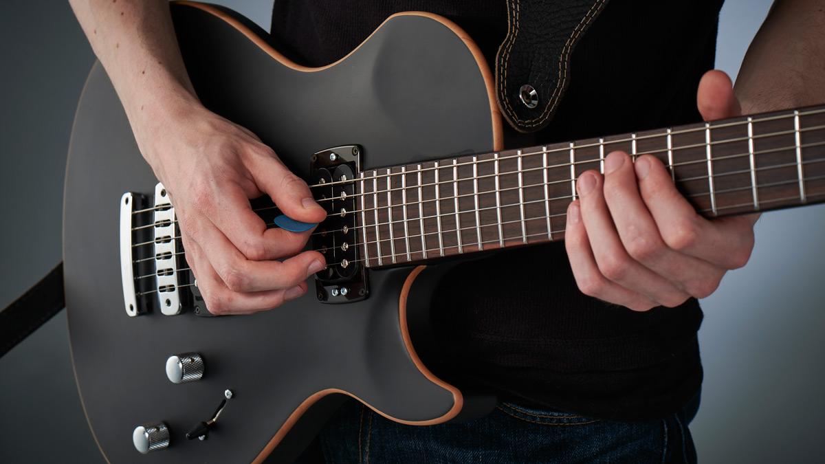Easy Guitar Theory Dorian Mode Musicradar
