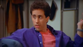 Jerry Seinfeld as the eponymous character in Seinfeld screenshot