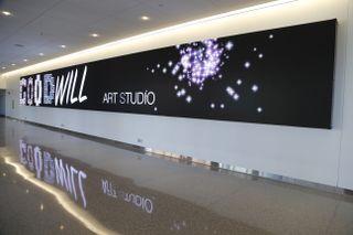LG's LED Signage