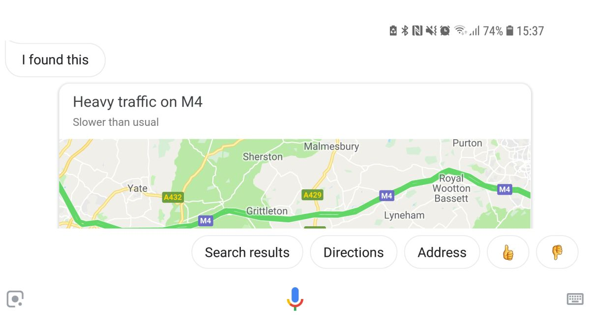 Does Google Maps Have Voice on