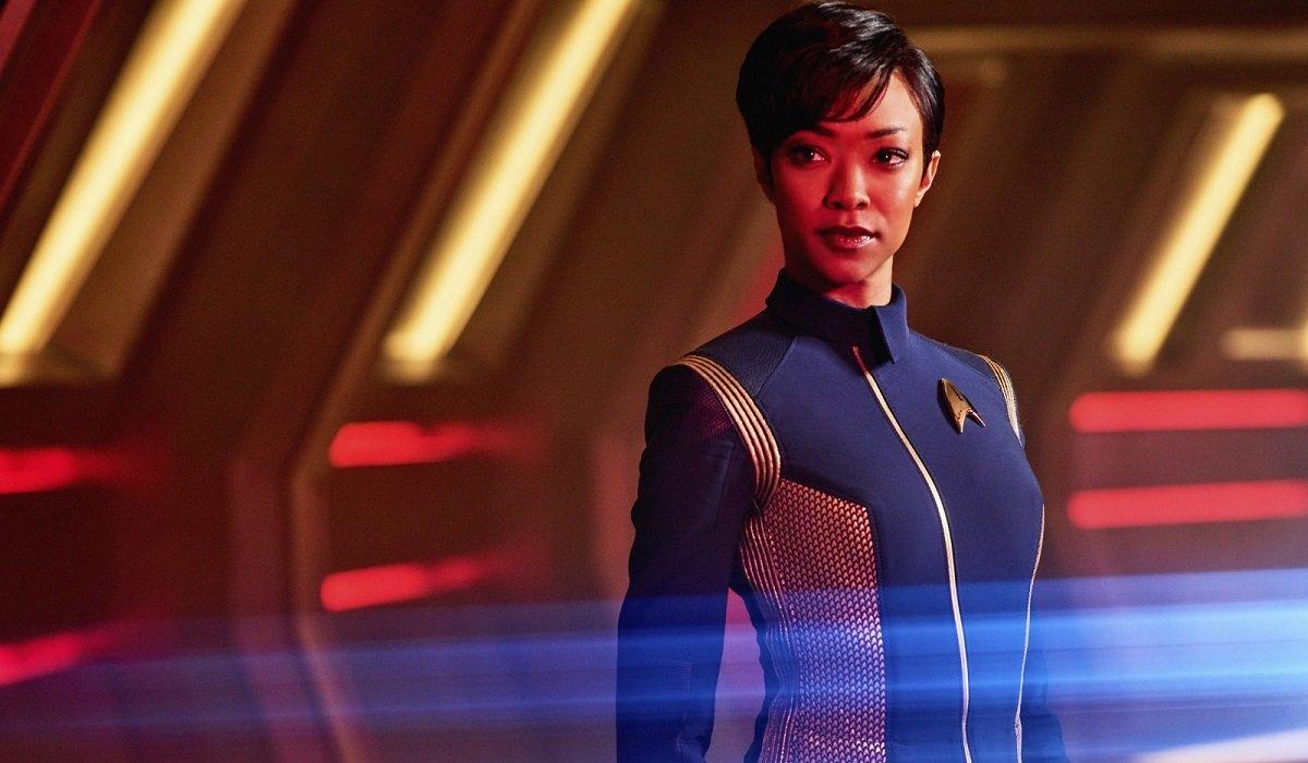 Sonequa Martin-Green Star Trek: Discovery CBS All Access