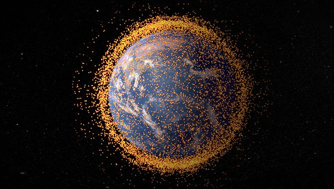 Avoiding space debris might require new legal framework, US lawmakers say
