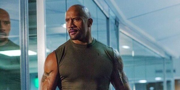 why is the rock not in fast and furious 9