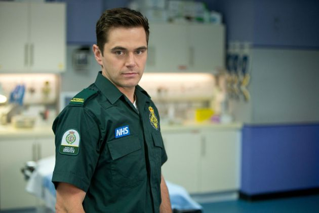 Casualty S Michael Stevenson Iain S Harbouring Even More