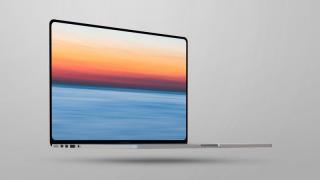 MacBook Pro 16 2021 concepto
